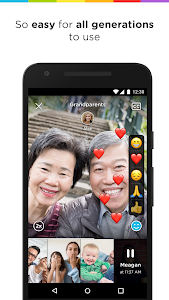screenshot of Marco Polo - Video Chat for Busy People version 0.222.0