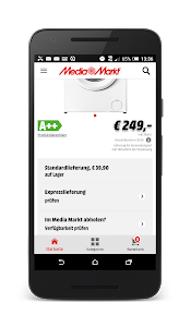 screenshot of Media Markt Deutschland version 3.23.2