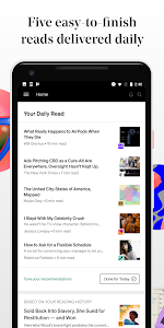 screenshot of Medium version Varies with device