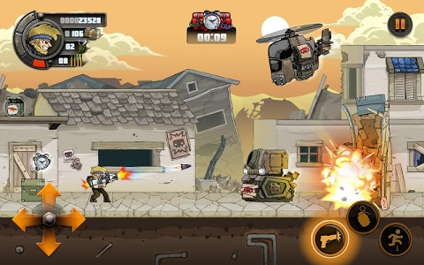 screenshot of Metal Soldiers 2 version 2.15