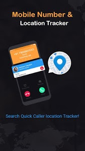 screenshot of Mobile Number Location Tracker : Phone No. Tracker version 1.9