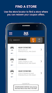 screenshot of Mobile Rewards version 2.2