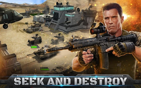 screenshot of Mobile Strike version 4.3.13.227
