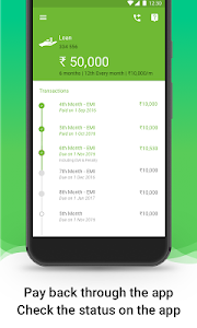 screenshot of Instant Personal Loan App - Money View Loans version KOI-7711.137