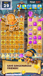 screenshot of MonsterBusters: Match 3 Puzzle version 1.3.58