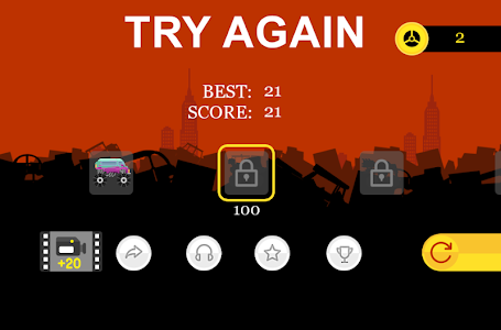 screenshot of Monster Truckz version 2