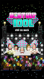 screenshot of Monthly Idol version 7.1