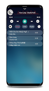 screenshot of Note 10 Music player S10 EDGE Galaxy version 1.0816
