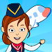 Download My Airport City: Kids Town Airplane Games for Free 1.1 APK