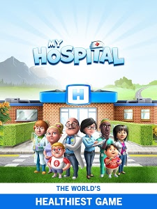screenshot of My Hospital: Build and Manage version 1.1.73