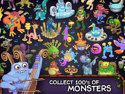 screenshot of My Singing Monsters version 2.2.9