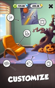 screenshot of My Talking Tom version Varies with device