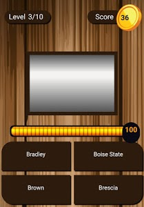screenshot of NCAA Basketball-Scratch Quiz version 1.0