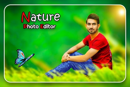 screenshot of Nature Photo Frame version 1.9