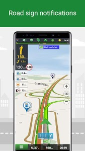 screenshot of Navitel Navigator GPS & Maps version 9.12.67