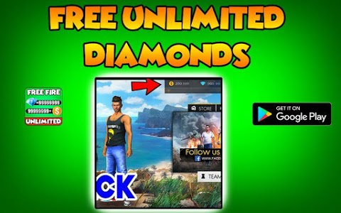 screenshot of New Diamonds For Free Fire - New Tips 2019 version 1.0