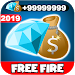 Download New Diamonds for Free Fire - Tips and Tricks 1.1.1 APK