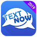 Download New Text Now : Free Texting And Messaging 2019 app 1.20xx APK