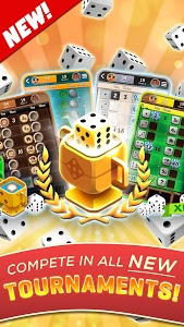 screenshot of New YAHTZEE® With Buddies Dice Game version 5.6.2