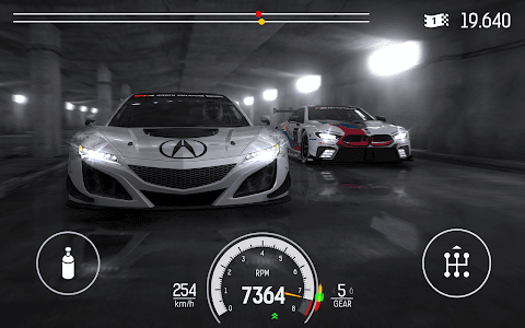 screenshot of Nitro Nation Drag & Drift version 6.5.1
