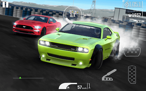 screenshot of Nitro Nation Drag & Drift version 6.5