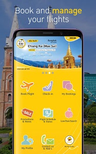 screenshot of Nok Air version 6.0.9