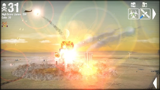 screenshot of Nuke Em All version 1.2
