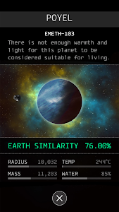 screenshot of OPUS: The Day We Found Earth version 3.2.1