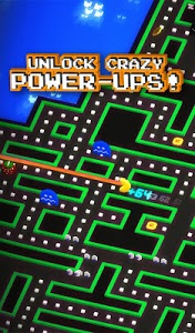 screenshot of PAC-MAN 256 - Endless Maze version 2.0.2