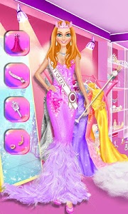 screenshot of Pageant Queen - Star Girls SPA version 1.7