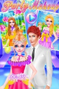 screenshot of Party Makeup version 1.3