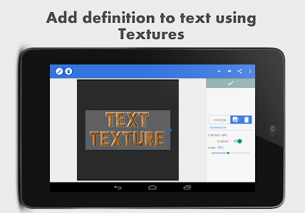 screenshot of PixelLab - Text on pictures version 1.9.7