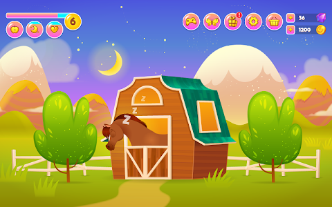 screenshot of Pixie the Pony - My Virtual Pet version 1.23