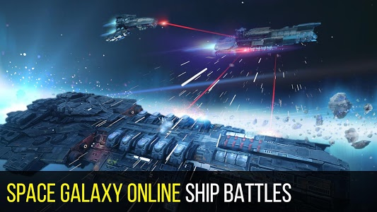 screenshot of Planet Commander Online: Space ships galaxy game version 1.5