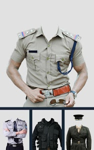 screenshot of Police Photo Suit version 1.6