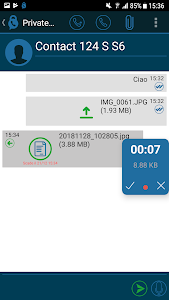 screenshot of PrivateWave Professional version 19.0.6043