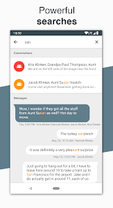 screenshot of Pulse SMS (Phone/Tablet/Web) version 4.0.6.2220