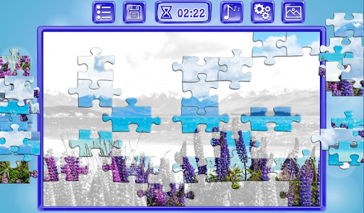 screenshot of Puzzles for adults version 0.1.23