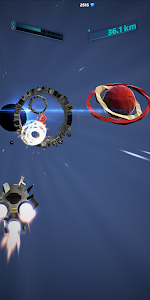 screenshot of Quasarspace version 1.01