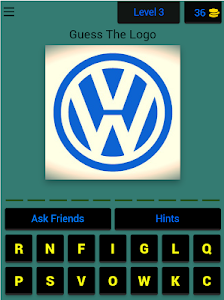 screenshot of Quiz Logo version 3.1.8z