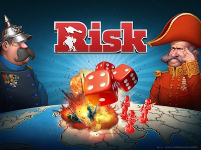 screenshot of RISK: Global Domination version 2.5.1
