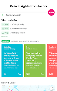 screenshot of Trulia Real Estate: Search Homes For Sale & Rent version Varies with device