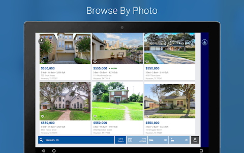 screenshot of Homes.com  version 9.2.2
