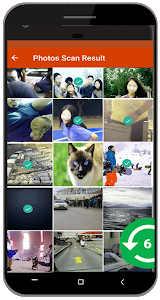screenshot of Recovery All Photo 2019 version 8.1
