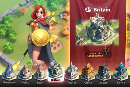 screenshot of Rise of Kingdoms: Lost Crusade version 1.0.19.20