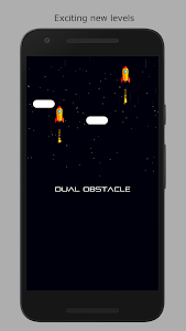 screenshot of Rocket Duo: Multitasking Brain Game version 3.5