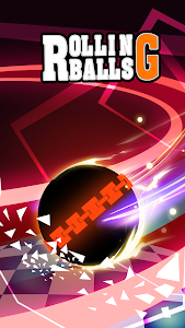 screenshot of Rolling Balls version 1.4.0