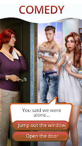 screenshot of Romance Club - Stories I Play (with Choices) version 1.0.4800