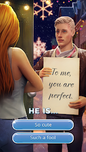 screenshot of Romance Club - Stories I Play (with Choices) version 1.0.3024