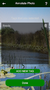 screenshot of SCENT Explore version Varies with device